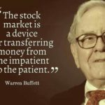 The stock market is a device